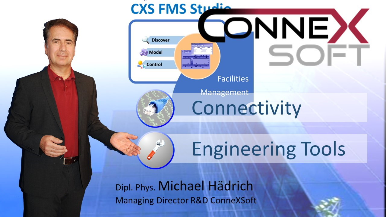 ConneXSoft Presentation MH